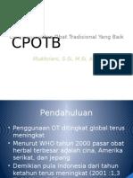 CPOTB