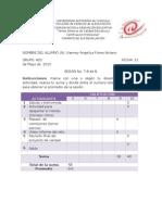 kikaAutoevaluación SESIÓN 7-8 de 8 Tercer Parcial