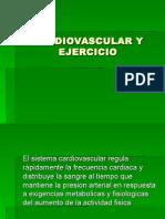 Cardiovascular y Ejercicio
