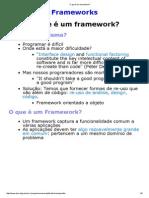 O que é um framework.pdf