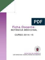 Botanica Medicinal