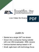 Old JTV Hiring Presentation