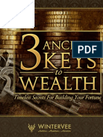 3 Ancient Keys to Wealth