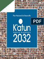 Plan de Desarrollo K´atun Nuestra Guatemala 2032