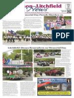 Hudson~Litchfield News 5-29-2015