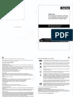 ERTA 310 Manual