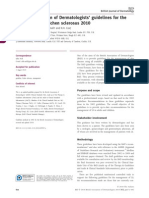 Lichen Sclerosus Guidelines 2010