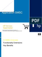 Application Smsc