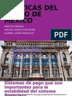 Politicas Del Banco de Mexico