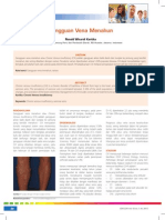 Gangguan Vena Menahun (Chronic Venous Insufficiency)