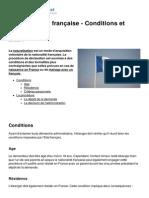 Naturalisation Francaise Conditions Et Demarches 6099 n84m61