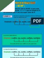 Curso BD (05-3) Normalización