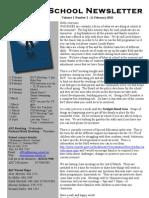 Newsletter 11.2.10