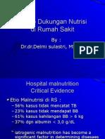 Prinsip Dukungan Nutrisi