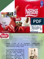 Trabajo Gestion - Nestle