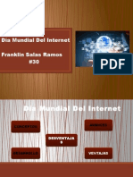 Dia Mundial Del Internet
