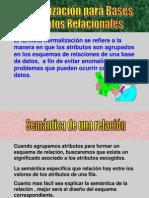 Curso BD (05-1) Normalizacion