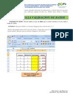 Guia Manejo de Los Datos Con Excel