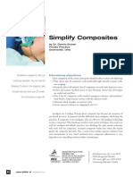 Good Article on Composites