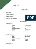 Deployment Team PDF
