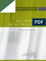 Los Límites de La Literatura - Levrero
