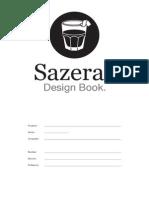 Sazerac design book