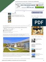 Casa Minimalista Beverly Hills _ McClean Design, California, EE.uu