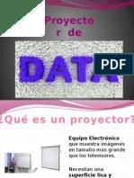 Data-proyector