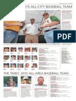 Times All-City Baseball