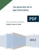 Libro 2. Conceptos Generales 2012