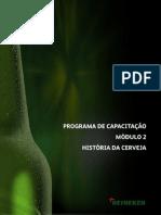 historia e Produção Da Cerveja