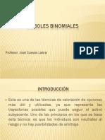 Arboles binomiales