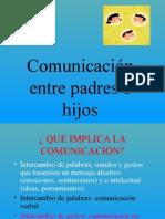 Comunicacion Padres e Hijos