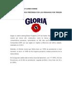 NOTICIA GLORIA MARKETING