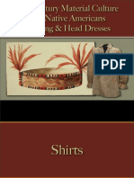 Native Americans - Clothing & Head Dresses