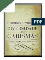 DIVERSIDADE DOS CARISMAS- Herminio C.Miranda (tomos 1 e 2).pdf