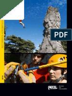 Catalogo Actividades Acrobaticas PETZL Brochure_PAH_2015