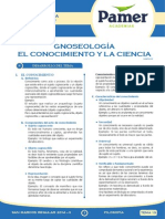Filo Sem 13 Gnoseologia