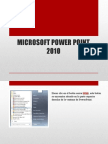 Microsoft Power Point 2010 (1)
