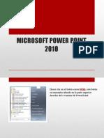 Microsoft Power Point 2010 (1)