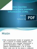 Cmi Modelo Gavilan