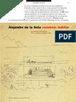 Alejandro de La Sota Coanstruir, Habitar (4914)