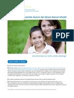 Preguntas y Respuestas Acerca Del Abuso Sexual Infantil