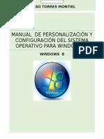 Evidencia de Aprendizaje. Manual Del Sistema Operativo
