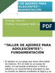 TALLER DE AJEDREZ PARA ADOLESCENTES.pptx