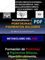 1 Porfirinas y Pigmentos Biliares
