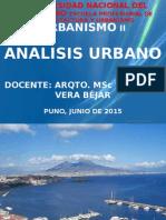 Análisis Urbano