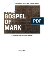 Book of Mark Study Packet