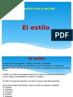 EL ESTILO.pptx