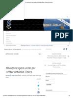 25-05-15 10 razones para votar por Héctor Astudillo Flores _ Síntesis de Guerrero